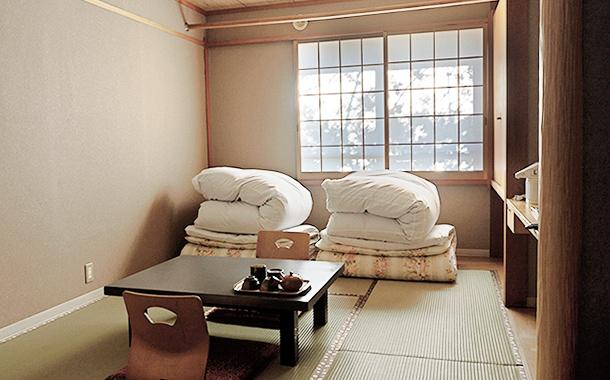 【ペット可(条件あり)】2階 コンパクト和室7.5畳