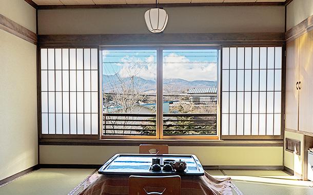 【ペット可(条件あり)】2階  八ヶ岳ビュー「ききょう」